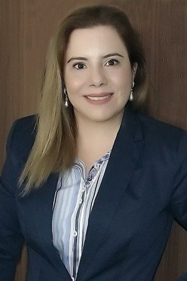 Advogada Graziela Velasco.