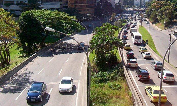 Muitos acidentes de trânsito marcaram os últimos 10 anos.