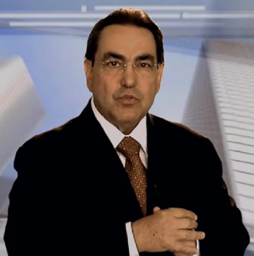 O antropólogo Luiz Marins faz palestras para o mercado de seguros.