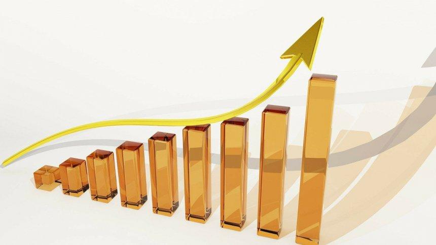 O crescimento foi de 4,5% nos meses de janeiro e fevereiro.